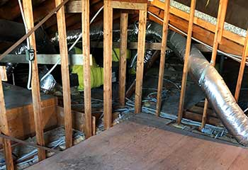 Air Duct Repair Project | Air Duct Cleaning Carlsbad, CA